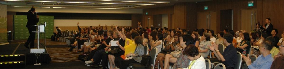 Mannatech Singapore opportunity meeting, Suntech Centre