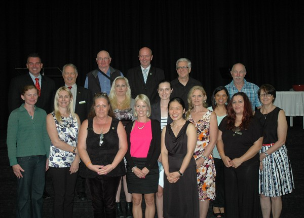 An evening of leadership and Queensland Super Regional
