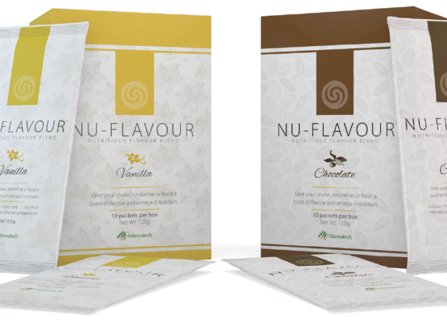 NU-FLAVOUR for a new you