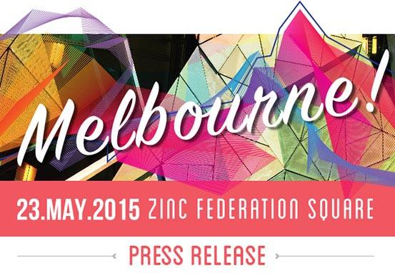 LIFEWISEME @ Melbourne Zinc Federation Square