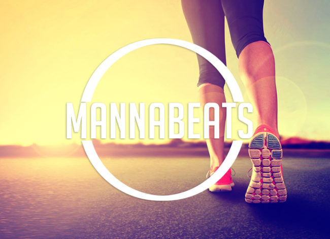 MannaBeats: High-Energy Playlist For Your Workout