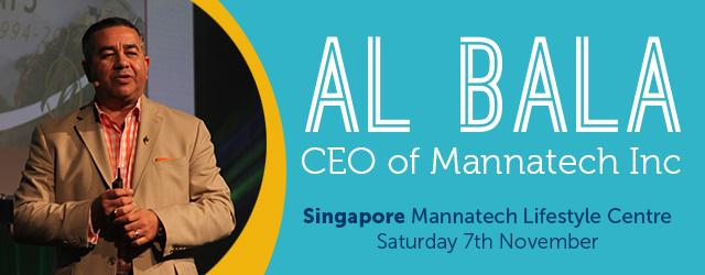 Al Bala in Singapore