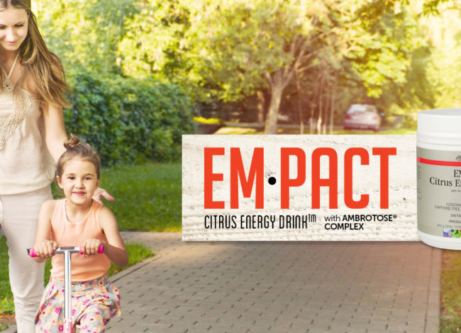 Feel the EMPACT: Receive a FREE Gift with Every Order!
