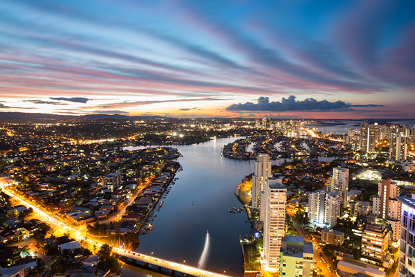 Gold Coast Business Presentation