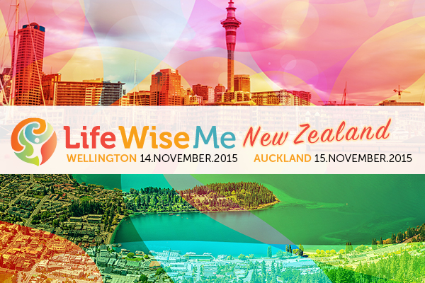Events: Real Life Me –New Zealand LifeWiseMe, be there this weekend!