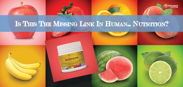 Products: Is This The Missing Link In Human…..Nutrition?