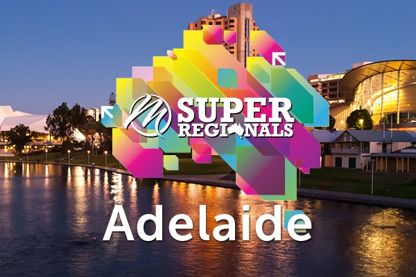 Adelaide Super Regional 2015