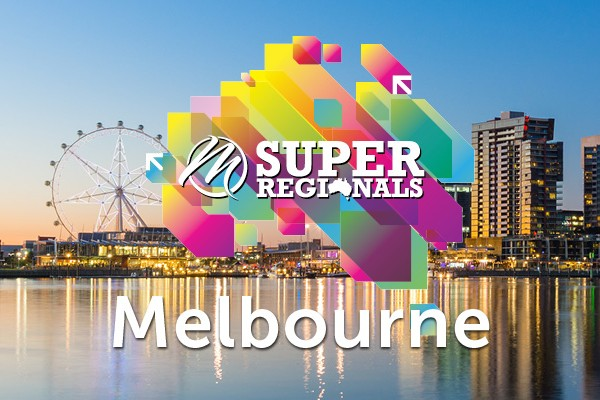 The Melbourne Super Regional, 2015