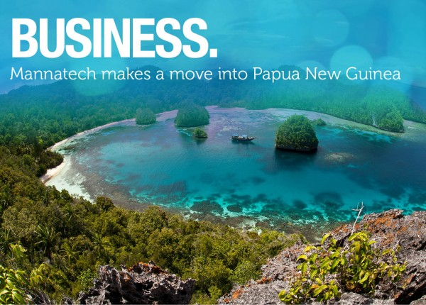Mannatech Makes a Move into Papua New Guinea
