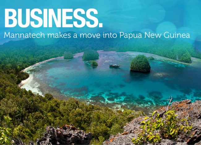 Mannatech Makes a Move into Papua New Guinea