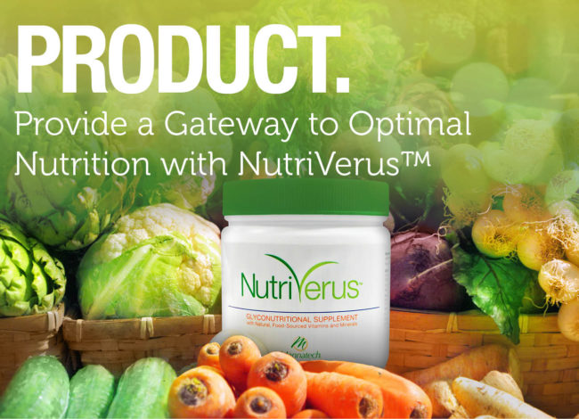 Provide a Gateway to Optimal Nutrition with NutriVerus™