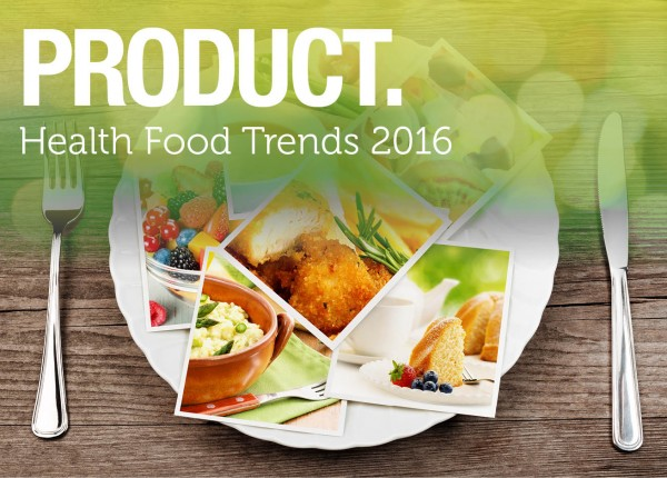 Health Food Trends 2016