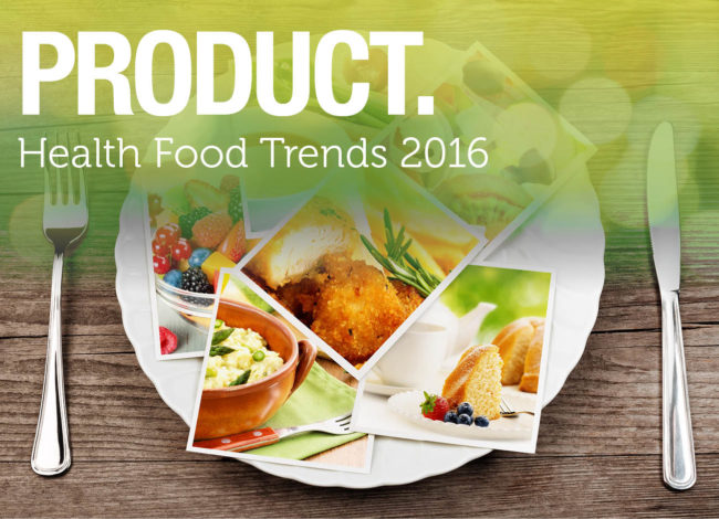 Health Food Trends 2016