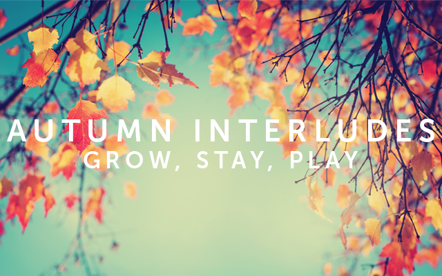 Autumn Interlude Incentive