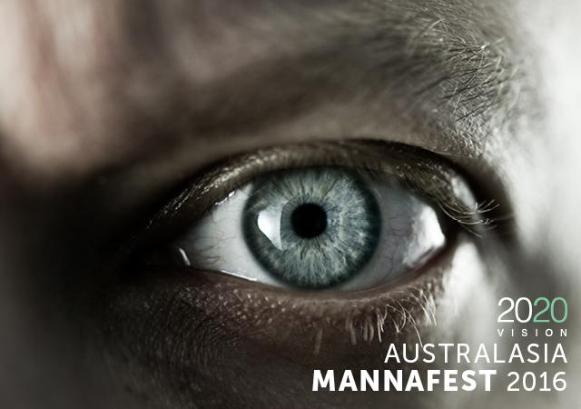 Australasian MannaFest 20/20 Vision