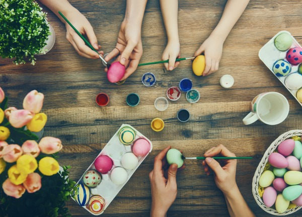 A Guide to Guilt Free Easter Eating