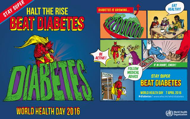 Mannatech Celebrates World Health Day