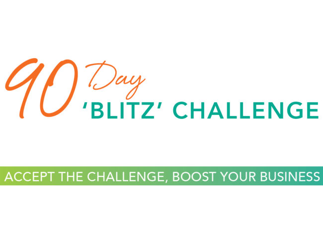 90 Day Blitz Challenge