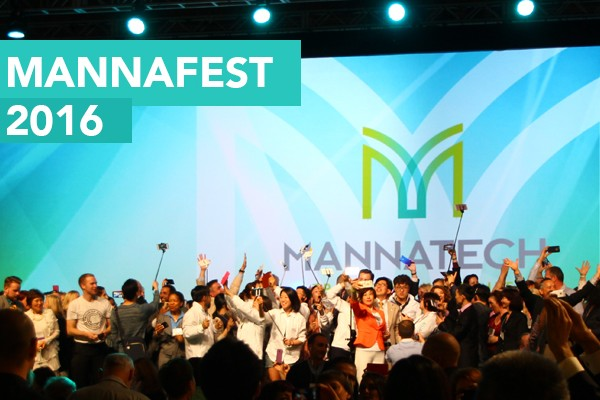 Global MannaFest Award Winners