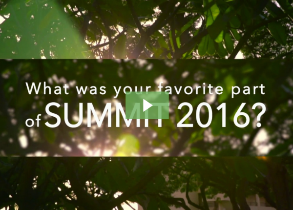 2016 Presidential Summit Maui, Hawaii