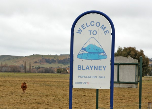 Blayney Hosts First Regional Event!