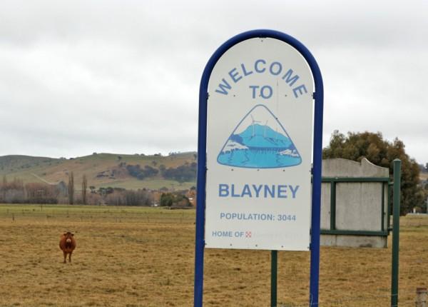Blayney Hosts First Regional Event!