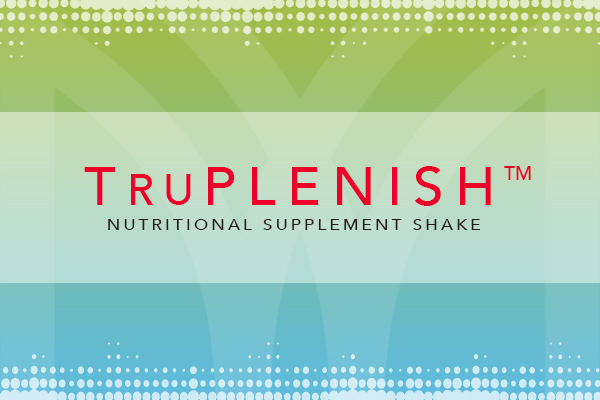 TruPLENISH™ Nutritional Supplement Shake