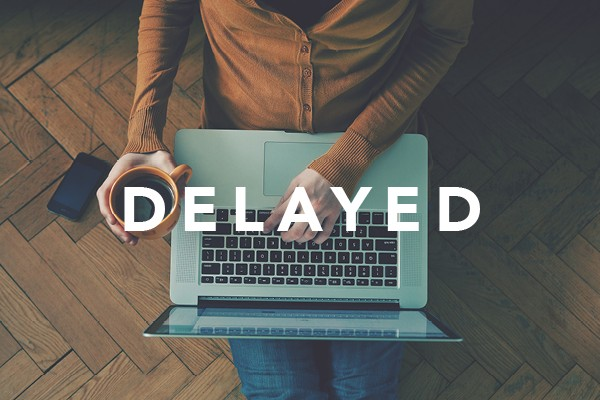 MyMannatech Launch Postponed