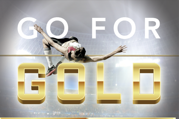 Go for Gold Promotion