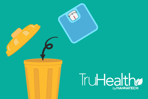 The TruHealth™ Difference: Throw Out the Scale