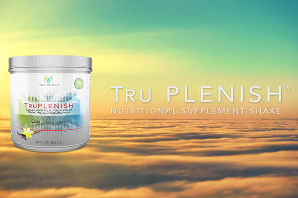 Mannatech Australasia Launches New TruPLENISH™ Nutritional Shake