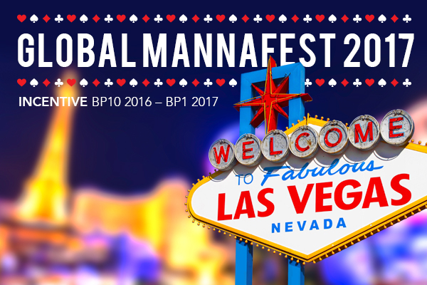 Global MannaFest 2017