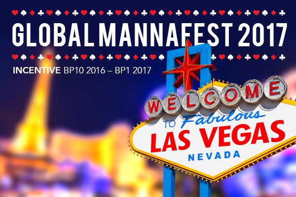 Global MannaFest 2017