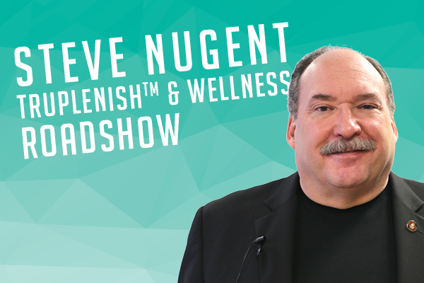 Steven Nugent TruPLENISH™ and Wellness Roadshow