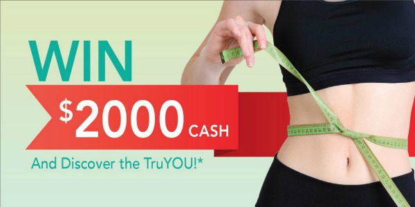 Win Cash and Prizes with the TruYOU 90 Day Transformation Challenge
