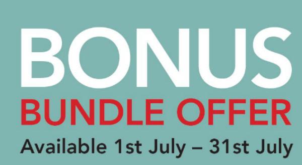 July Bonus Bundle Offer!