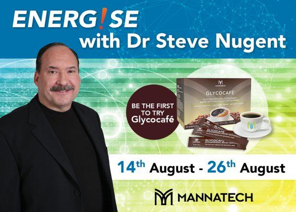 DON'T MISS DR NUGENT'S VISIT TO AUSTRALASIA