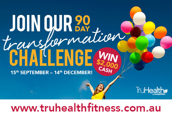 Join our 90 Day Transformation Challenge