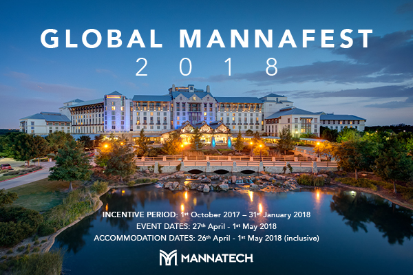 Global Mannafest 2018