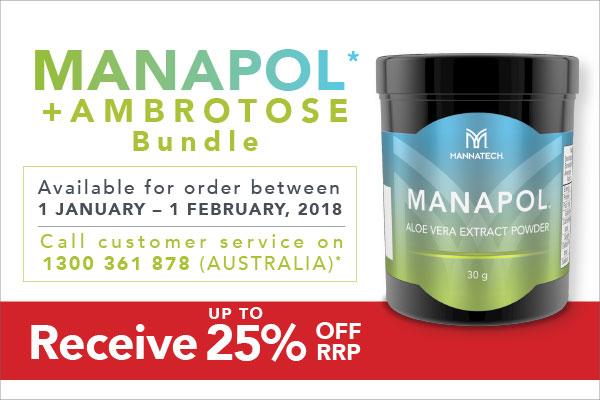 Manapol + Ambrotose Bundle