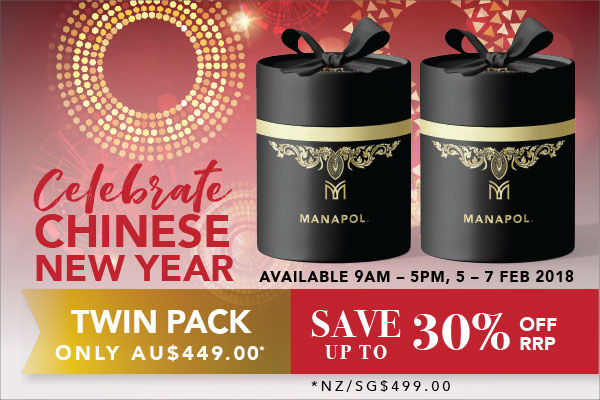 Celebrate Chinese New Year – Manapol Twin Pack
