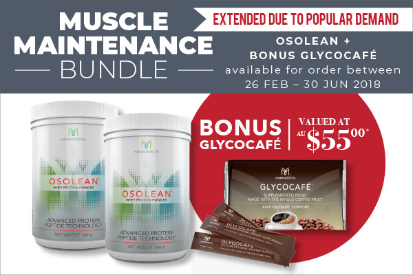 Muscle Maintenance Bundle