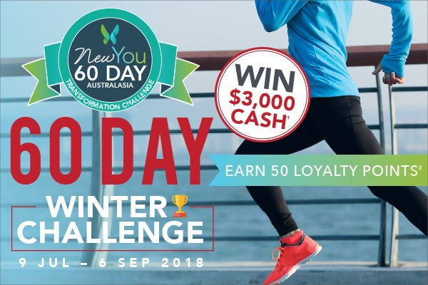 60 Day Winter Challenge