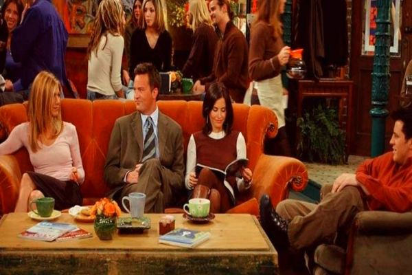 "Find Out Which ""Friends"" Character You Are By How Much Coffee You Drink"