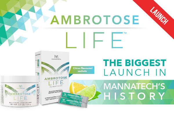 Ambrotose LIFE Launch