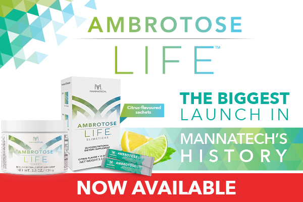 Ambrotose LIFE – Now Available!