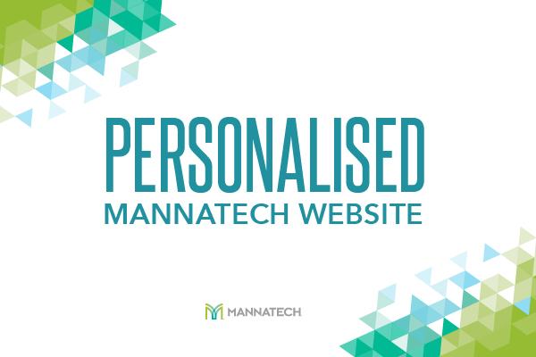 Personal Mannatech Website