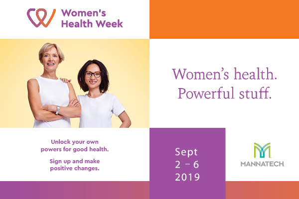 Join us for Womens Health Week & WIN!