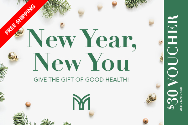 Give the gift of good health this Christmas!