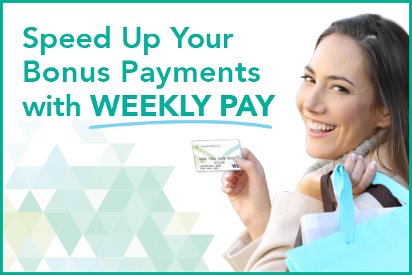 Mannatech Weekly Pay